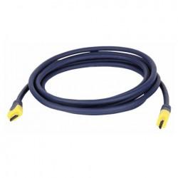 Cablu conectare HDMI la HDMI, 3 m , DMT FV-403-3m