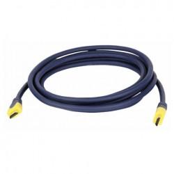 Cablu conectare HDMI la HDMI, 6 m , DMT FV-406-6m