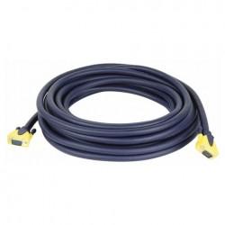Cablu conector VGA la VGA, 10 m , DMT FV-3310-10m