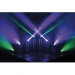 Moving head LED Showtec Shark Zoom Wash One
