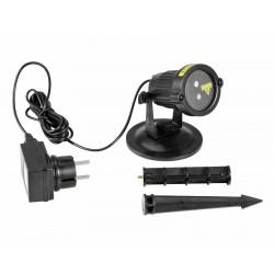 Proiector laser de exterior Eurolite LAS-16 IP Garden Laser Dot RG