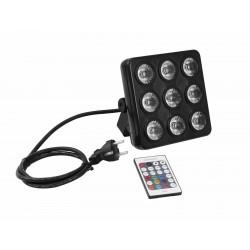 Panou LED Eurolite LED Party Panel RGB+UV