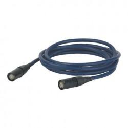 Cablu internet CAT5E UTP la UTP, 1.5 m Neutrik, DAP-Audio FL-57150-1.5m