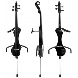 Violoncel electric negru, GEWA VIOLONCEL ELECTRIC NOVITA (GS403.231)