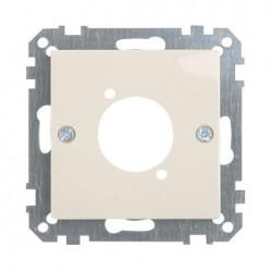 Placa de montare pentru conectori D-chassis, DMT 90261