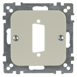 Placa de montare pentru conectori DVI, DMT 90254.