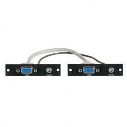 Interfata modulara VGA + Jack 3.5mm mama, DMT 100630