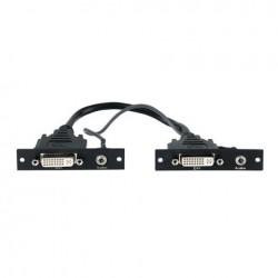 Interfata modulara DVI + Jack 3.5mm mama, DMT 100631