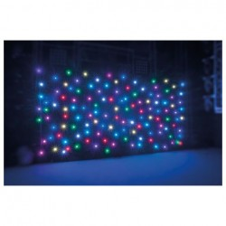 Cortina LED 6x4m + case Showtec Star Sky Pro II