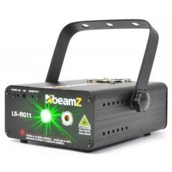 Laser BeamZ Rosu/Verde+Gobo DMX LS-RG11