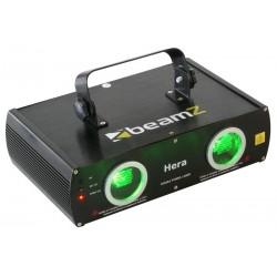 Laser BeamZ Verde-2 canale DMX Hera