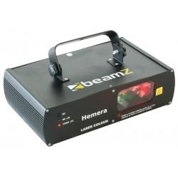 Laser BeamZ Multicolor RGY DMX Hemera