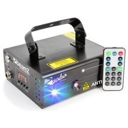 Laser BeamZ RGB Gobo DMX IRC Anthe II