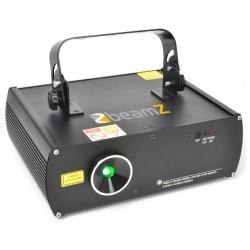 Laser BeamZ Verde 3D DMX LS-3DG