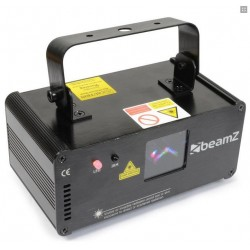 Laser BeamZ RGB 600mW DMX Galatea