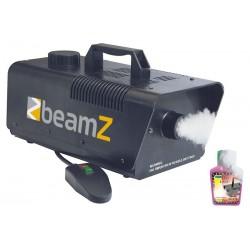 Masina de fum BeamZ S500 + 250ml lichid