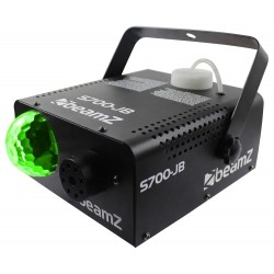 Masina de fum BeamZ S700-JB + Jelly Ball RGB LED