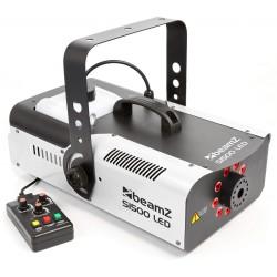 Masina de fum BeamZ S1500 LED RGB + DMX