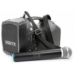 Sistem wireless Vexus cu microfon, ST-010 PA
