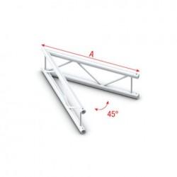 Grinda colt Showtec Corner 45° vertical Pro-30 Step P Truss