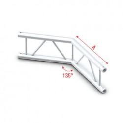 Grinda colt Showtec Corner 135° vertical Pro-30 Step P Truss