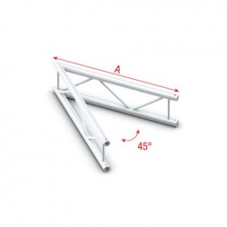 Grinda colt Showtec Corner 45° vertical Pro-30 Step F Truss