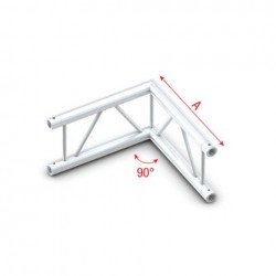 Grinda colt Showtec Corner 90° vertical Pro-30 Step F Truss