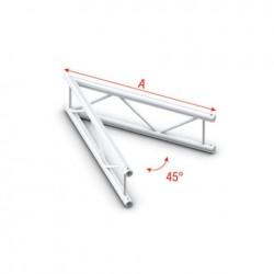 Grinda colt Showtec Corner 45° vertical Pro-30 Step G Truss