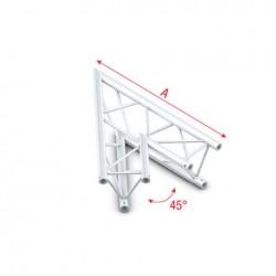 Grinda colt Showtec Corner 45° Deco-22 Triangle