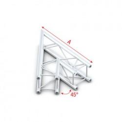 Grinda colt Showtec Corner 45° Pro-30 Square F Truss