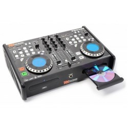 Consola CD/SD/USB/MP3 Power Dynamics PDX125