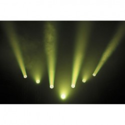 Moving head LED Infinity iW-1240 RDM, RGBW Wash