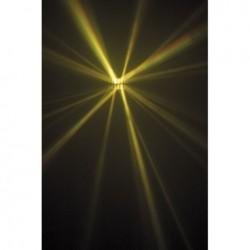 Efect lumini LED Showtec Double3 Derby LED Q6