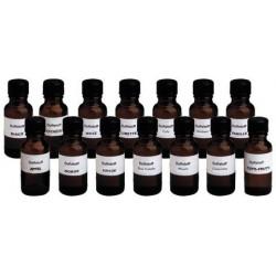 Set 14 esente pentru lichid de fum Eurolite 51704655