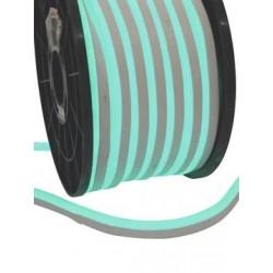 Furtun de lumini cu LED, 10m, verde, Eurolite LED Neon Flex 230V EC green 100 cm