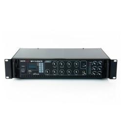 Amplificator 100V 6 zone cu mp3 player si tuner FM Master Audio MV1100CR