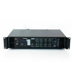 Amplificator 100V 6 zone cu mp3 player si tuner FM Master Audio MV1200CR
