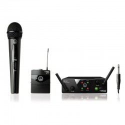 Set microfoane wireless AKG WMS 40 MINI DUAL MIX VOCAL INSTRUMENTAL
