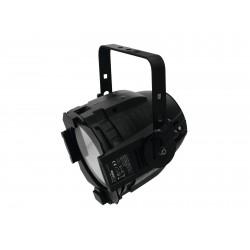Proiector LED de podea,EUROLITE ML-56 COB 3200K 80W Negru