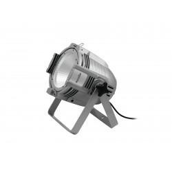 Proiector LED de podea, EUROLITE LED ML-56 COB 5600K 100W Silver