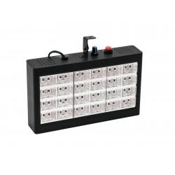 Stroboscop LED multicolor, EUROLITE 24x1W