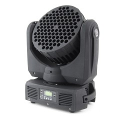 Moving head LED beam Flash STRONG II 108x3W RGBW