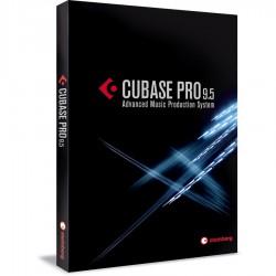 Software pentru editare si mixare, productie muzicala Steinberg Cubase Pro 9.5