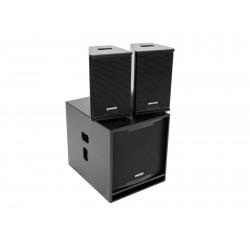 Sistem activ PA cu DSP 2.1, 1000W, Omnitronix MAXX-1000DSP MK2 2.1