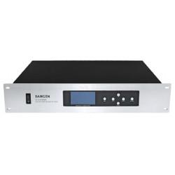 Unitate centrala digitala pentru sistem de conferinta Samcen SCS-6100MA