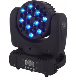Moving head beam LED, Stairville MH-100 Beam 36x3W LED
