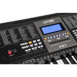 Claviatura electronica 61 clape cu USB MAX KB2