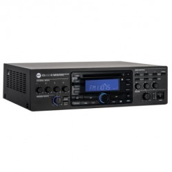 Amplificator-mixer 100V/320W cu 3 zone si CD/USB/Bluetooth, mp3 player, RCF ES3323II