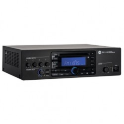 Amplificator-mixer 100V/160W cu Cd-Usb-Bluetooth/mp3, RCF ES3160II