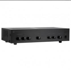 Amplificator-mixer 100V/60W cu 3 intrari, RCF AM1064